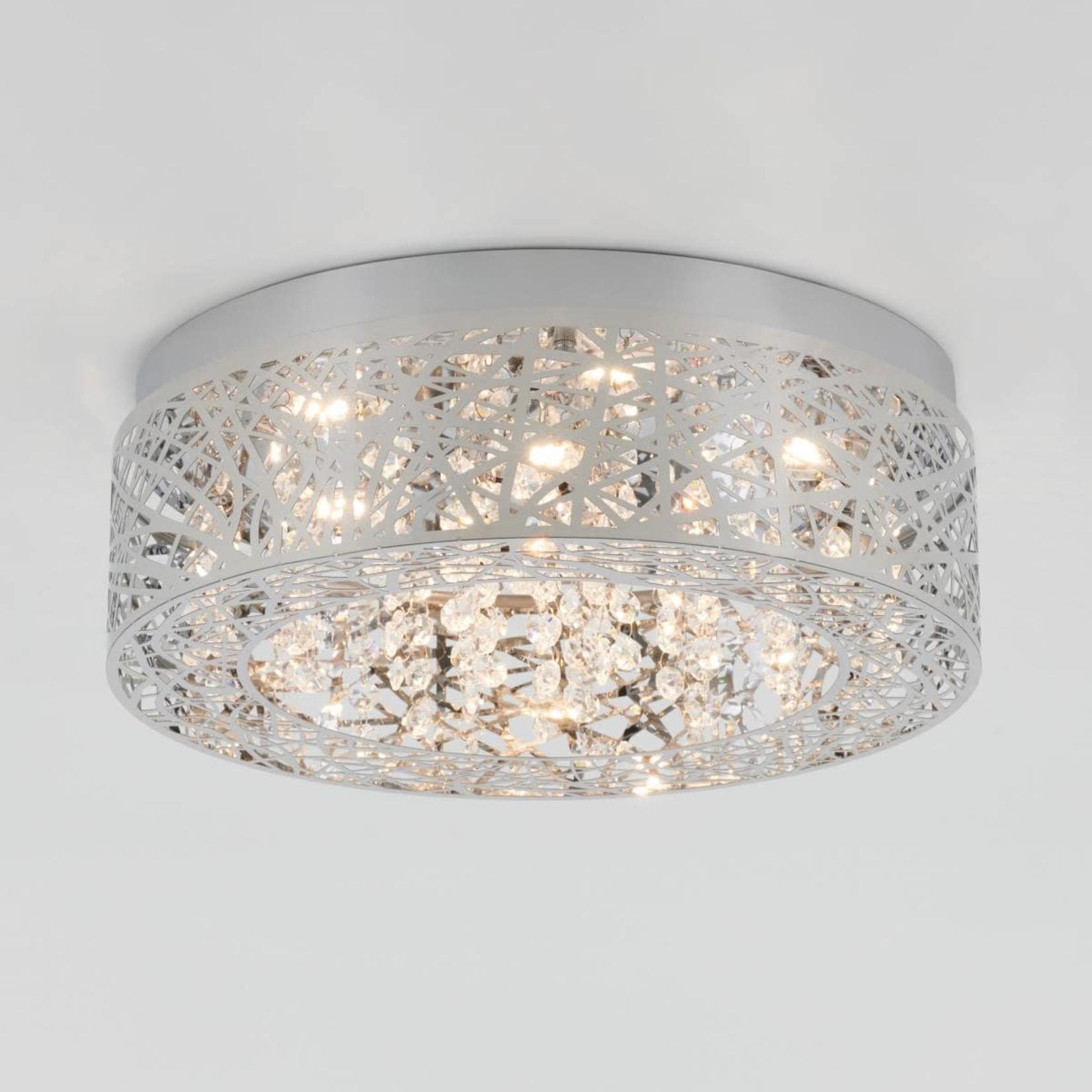 Artika Crystal Nest Flush Mount LED Light