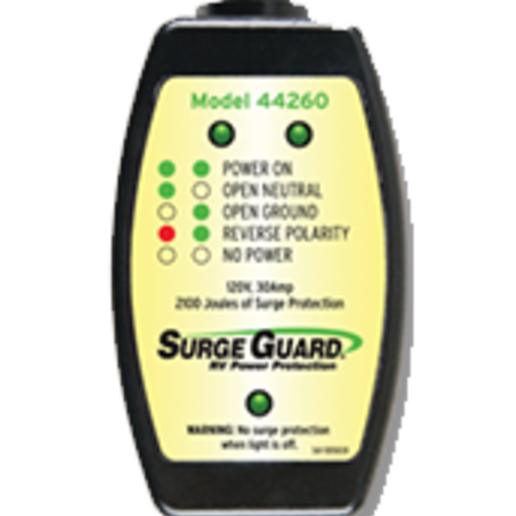 Easy-T-Pull™ Plug Handle Surge Guard* 30A – Model  44260