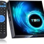 EASYTONE Android 10.0 T95 TV box 4GB RAM 32GB ROM Ultra HD 6K