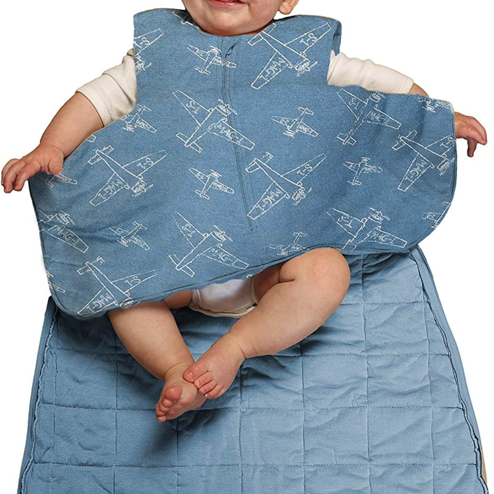 GunaPOD Sleeps Sack Blue XL (24-36 months)