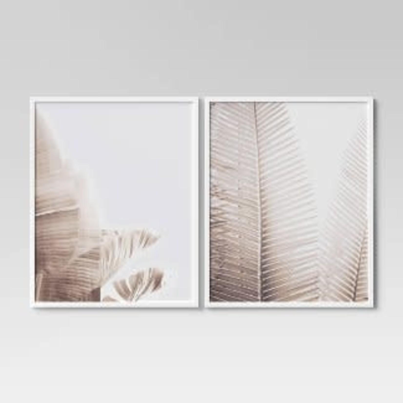 Palms Framed Wall Art - Project 62 (Single)