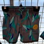 Toddler Boys' Whale Swim Shorts - Cat & Jack