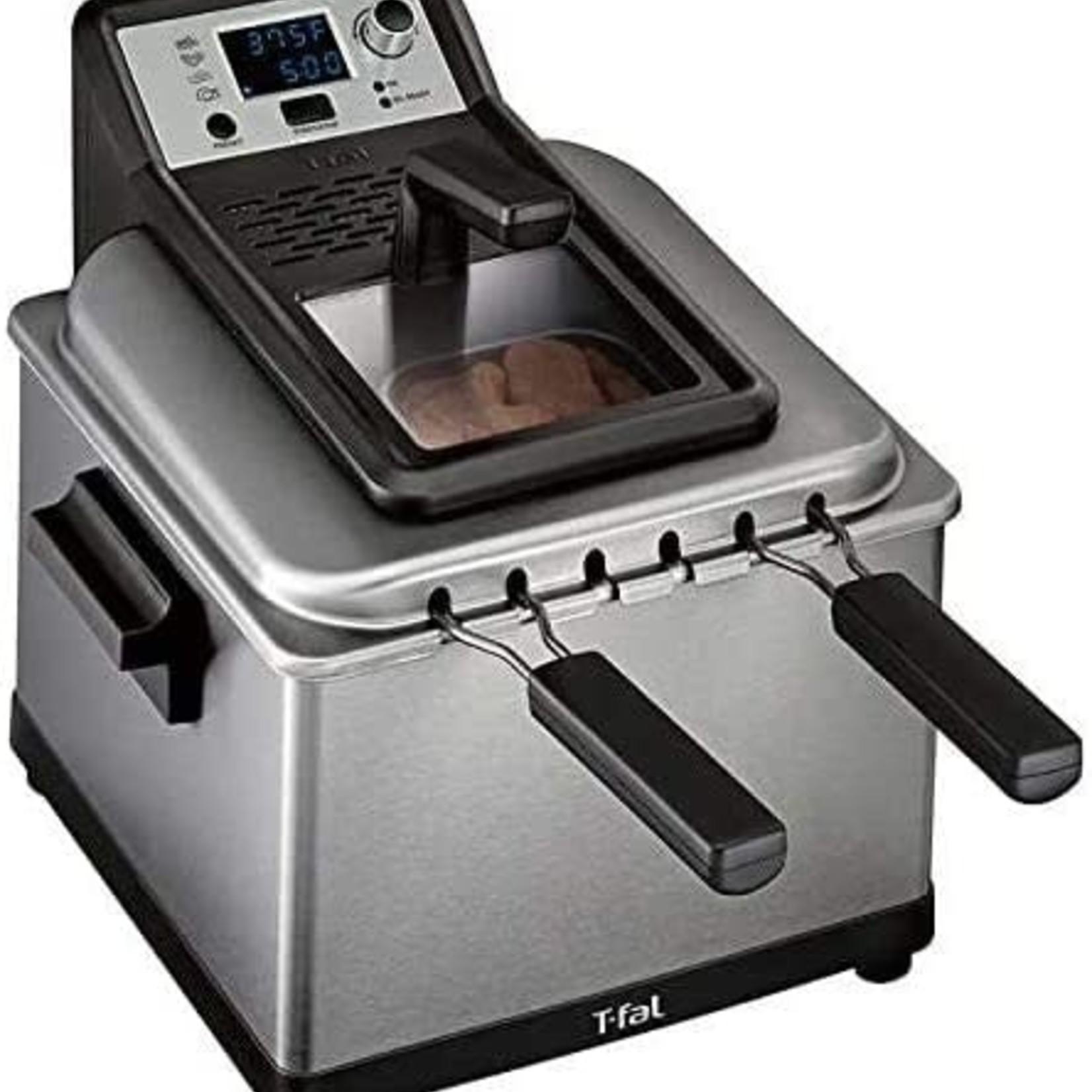 T-Fal Triple Basket Deep Fryer FR50AD50