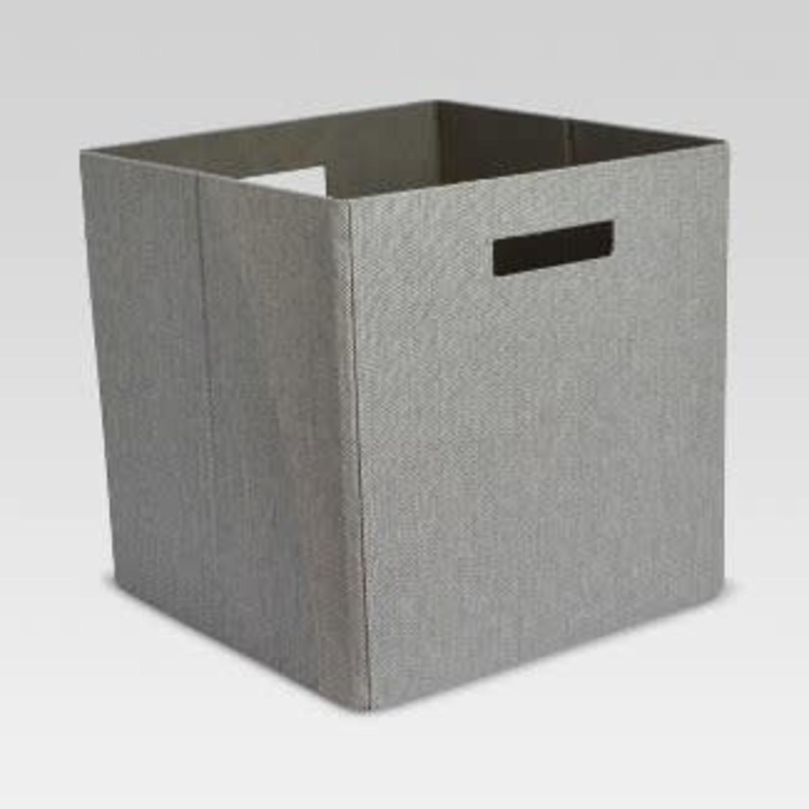 "13"" Fashion Cube Storage Bin - Threshold™"