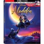 Aladdin (Live Action) 4K Bluray movie w/ Digital Copy