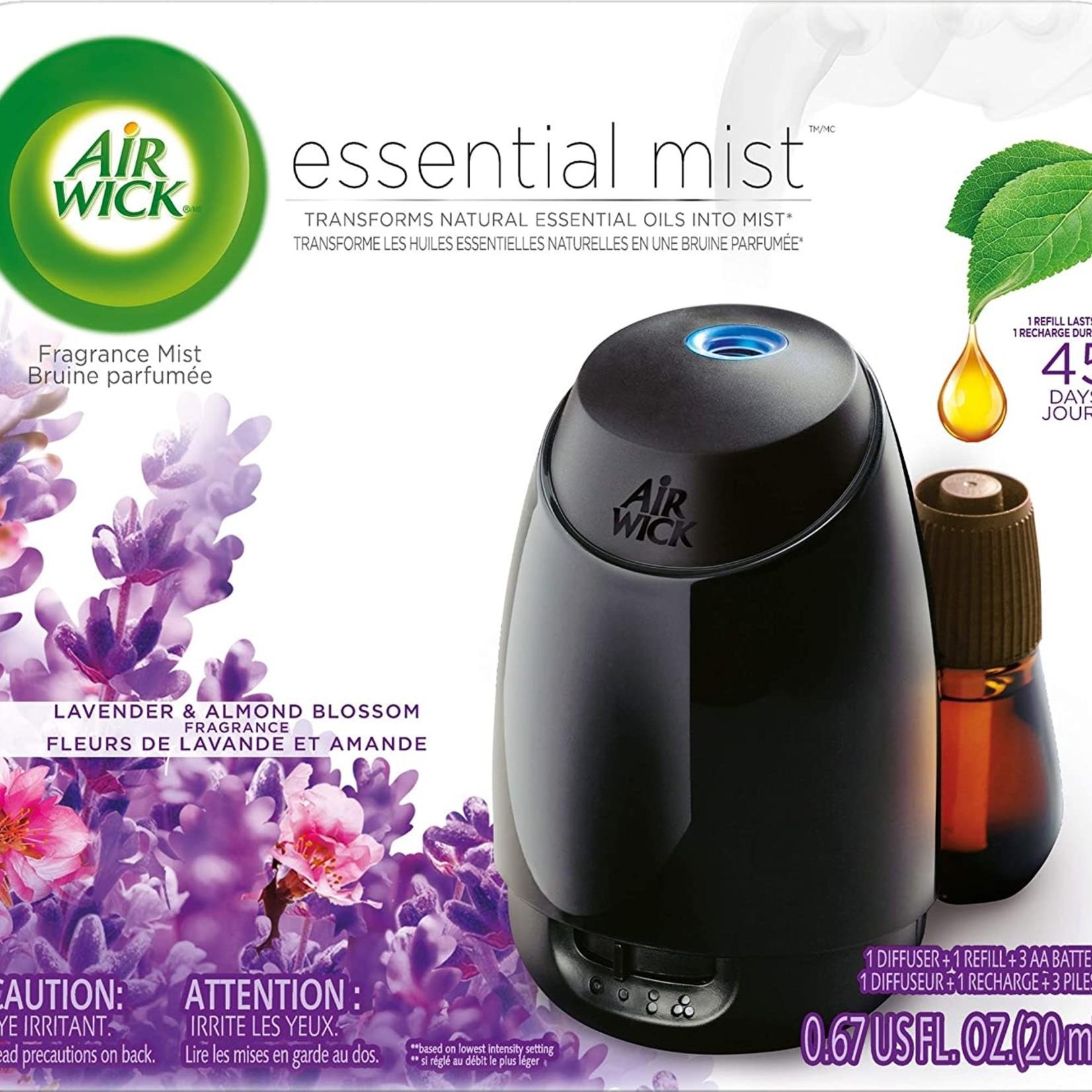 Air Wick Essential Mist Lavender & Almond Blossom Air Freshener