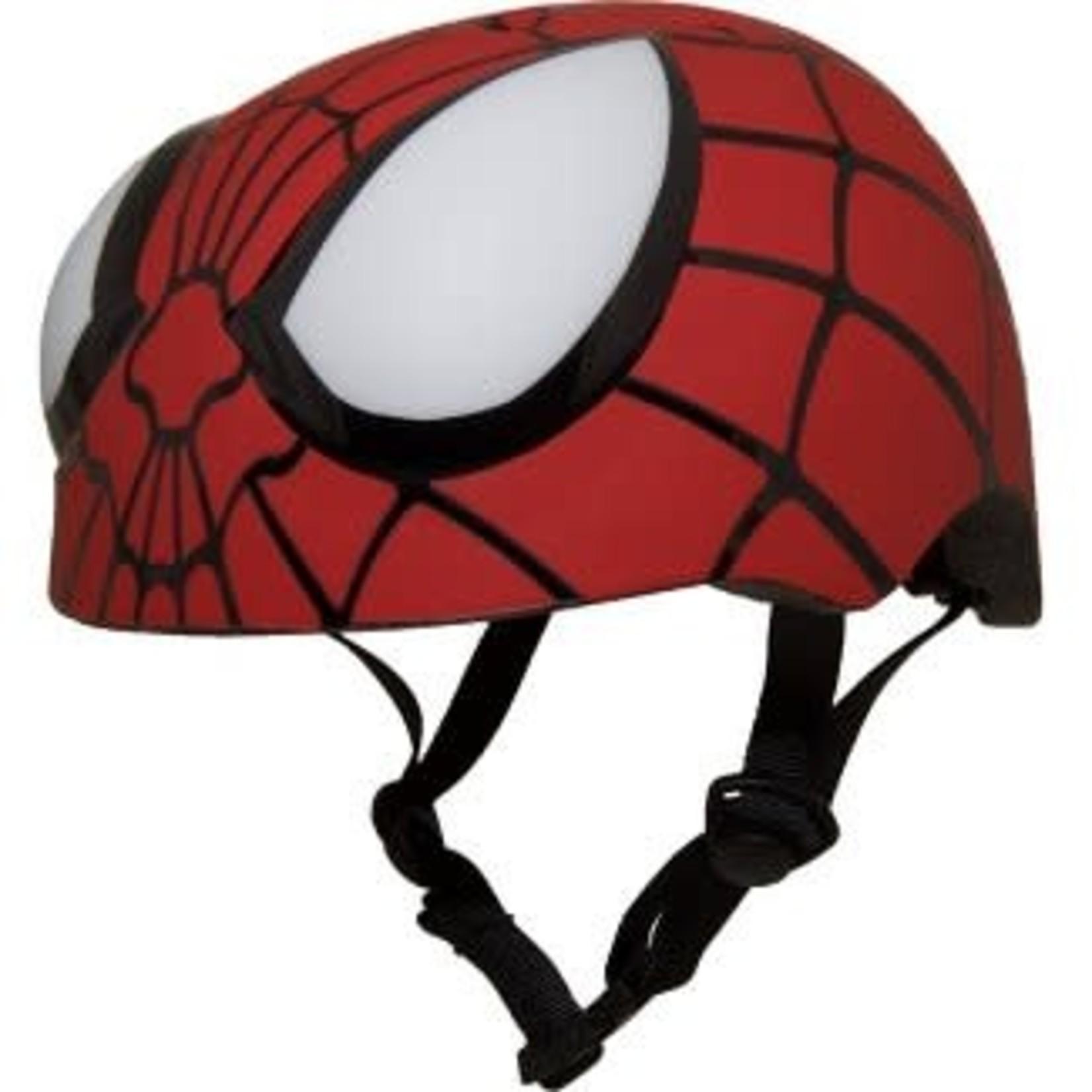 Raskullz Spider-Man Child Bike Helmet (Age 5-8)