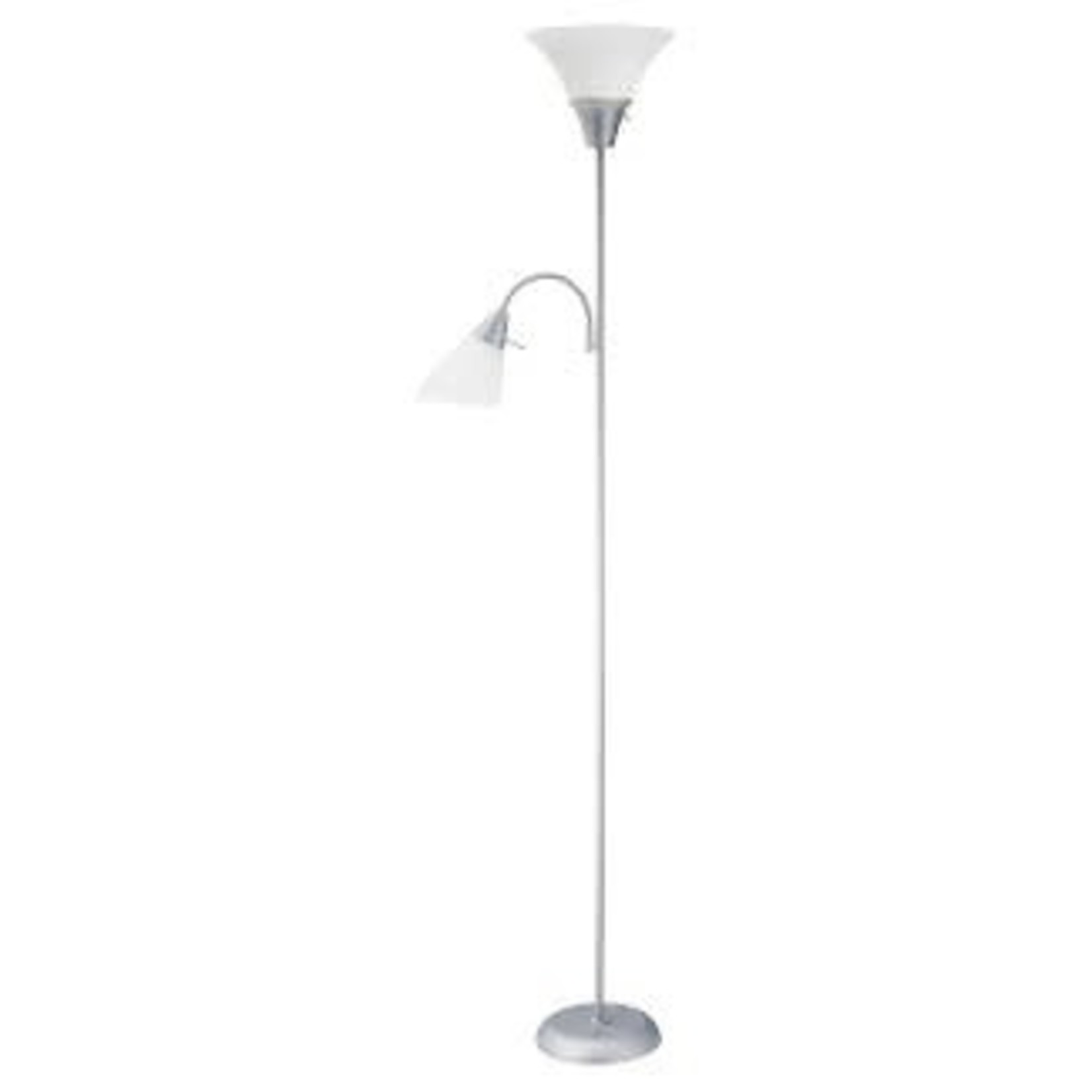 Torchiere with Task Light Floor Lamp - Room Essentials™