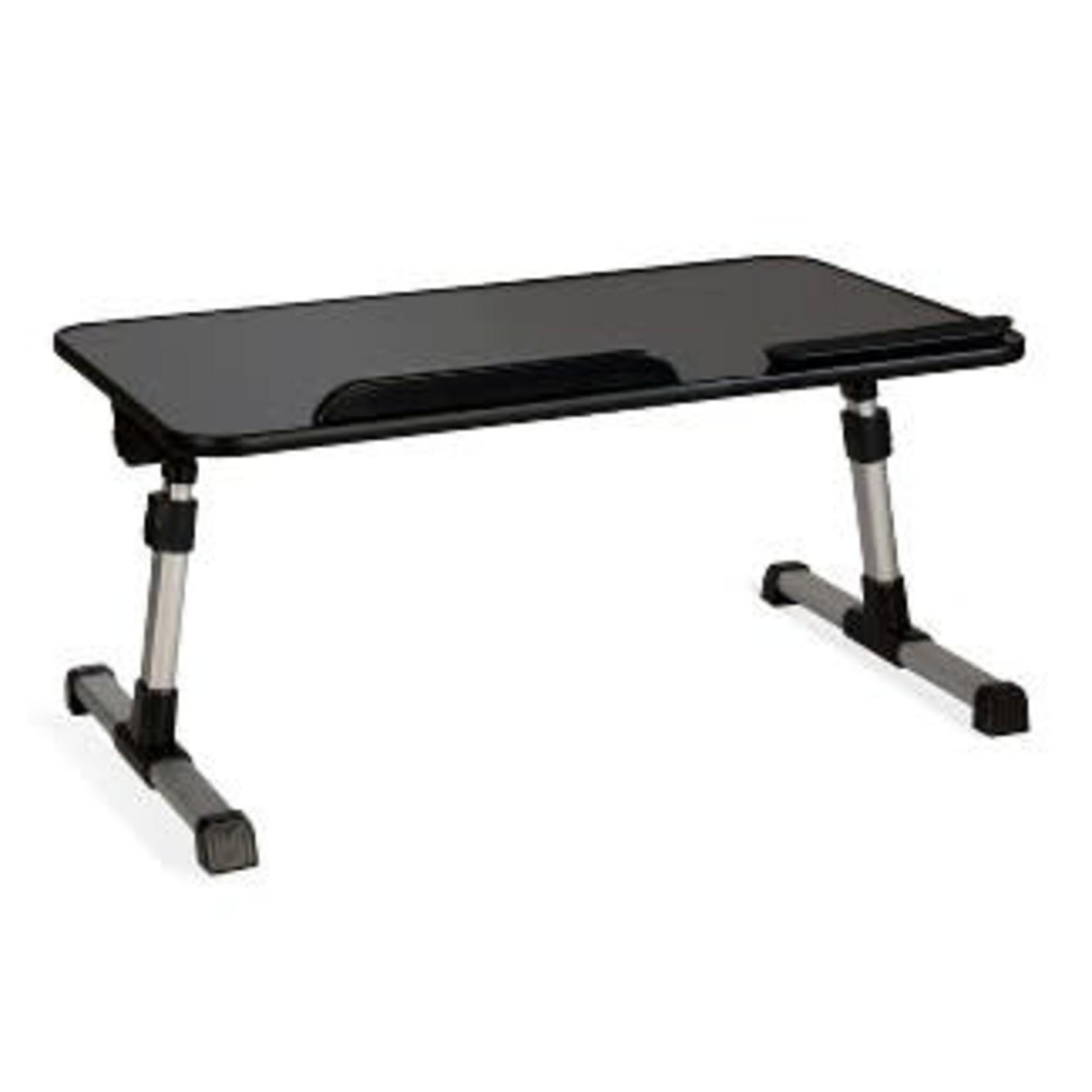 Xl Laptop Table Black - Atlantic