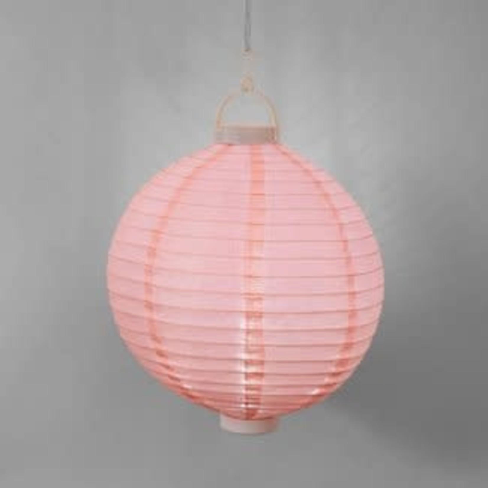 "Sun Squad Indoor/Outdoor LED Lantern 12"""