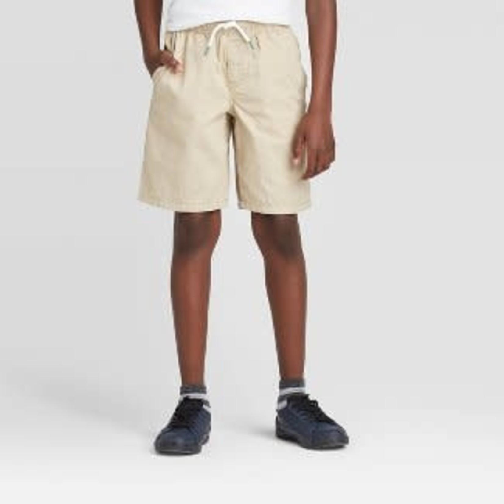 Cat & Jack Boys' Woven Pull-On Shorts -L 12/14