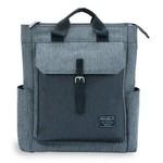 Eddie Bauer Mercer Convertible Tote/Back Pack Diaper Bag