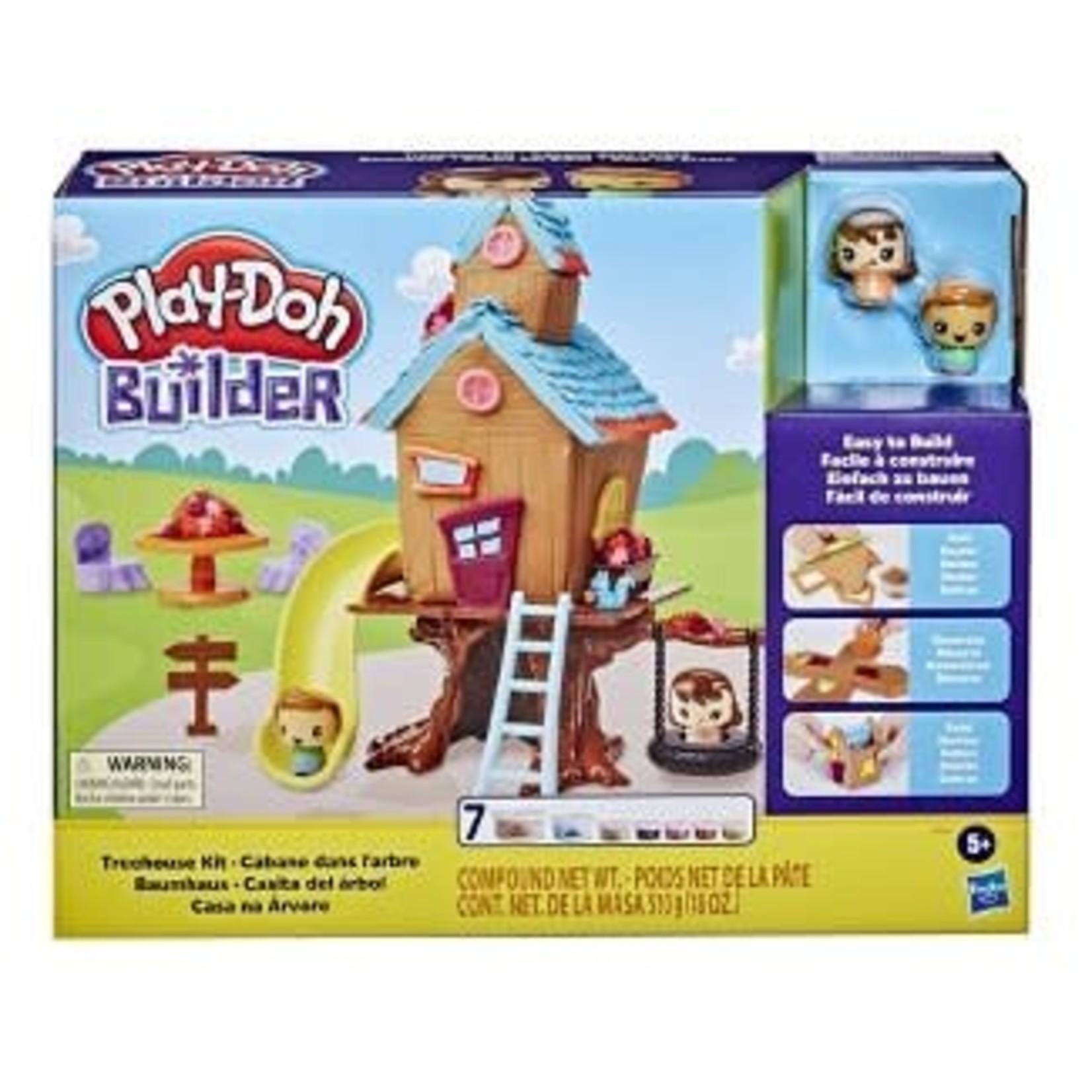 Play-Doh Builder Treehouse Kit