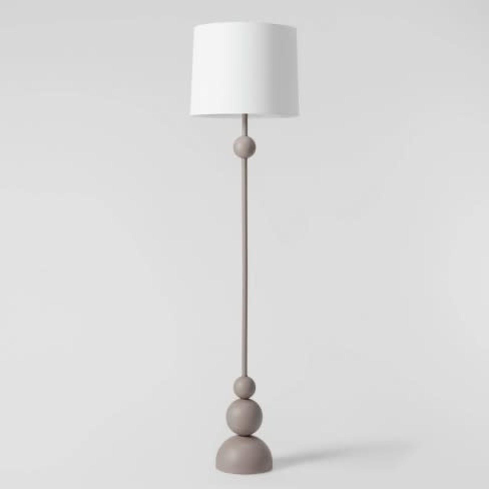 Pillowfort | Modern Simple Ball Shape Floor Lamp