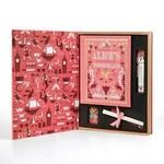 FAO Schwarz: Alice in Wonderland -Hardcover gift set