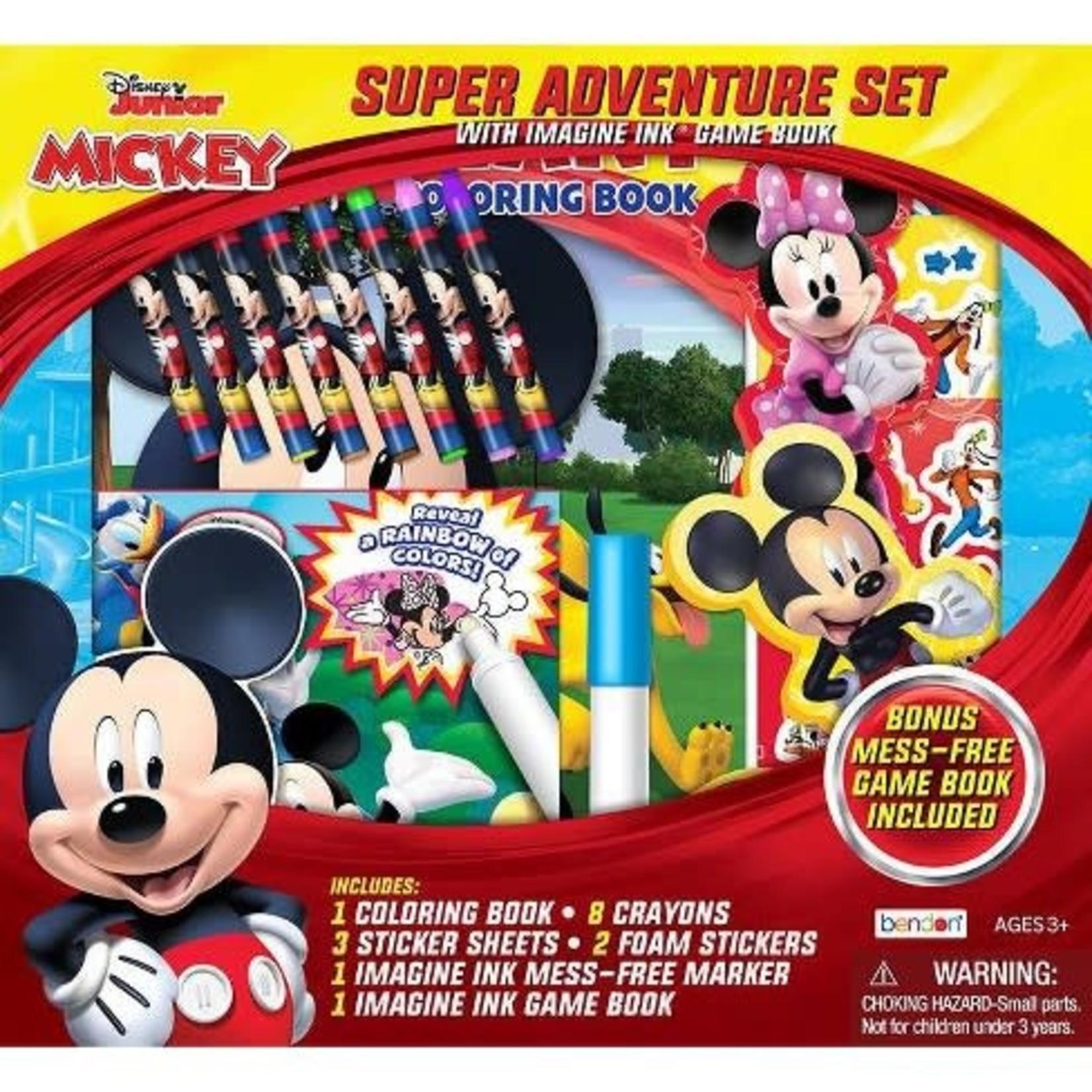 Disney Jr Super Activity Kit