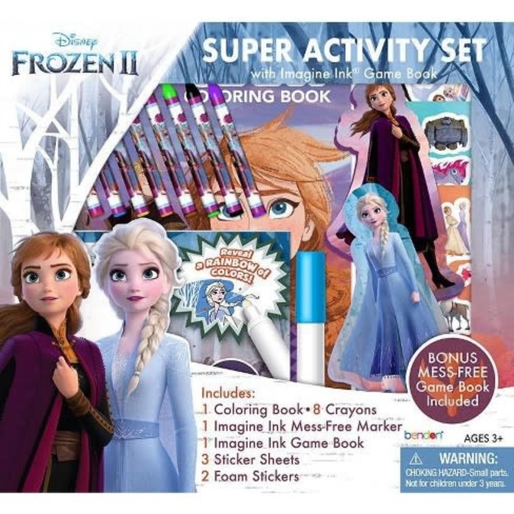 Frozen 2 Super Activity Kit