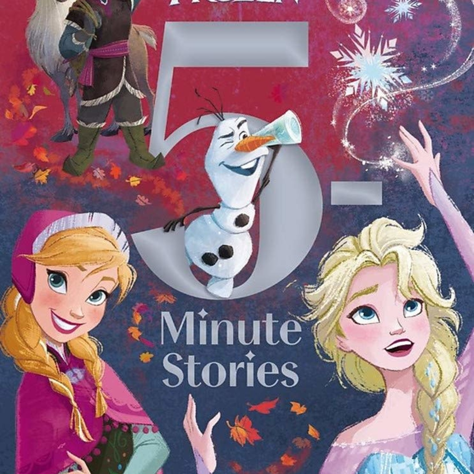 Frozen - 5 Minute Stories Special Edition (Hardcover)