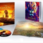 Disney The Lion King 4K Ultra HD/Blu-ray/Digital Code