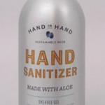 HAND IN HAND HAND SANITIZER W/ ALOE