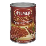 Aylmer Accents Tomatoes - Spicy Red Pepper 540ml