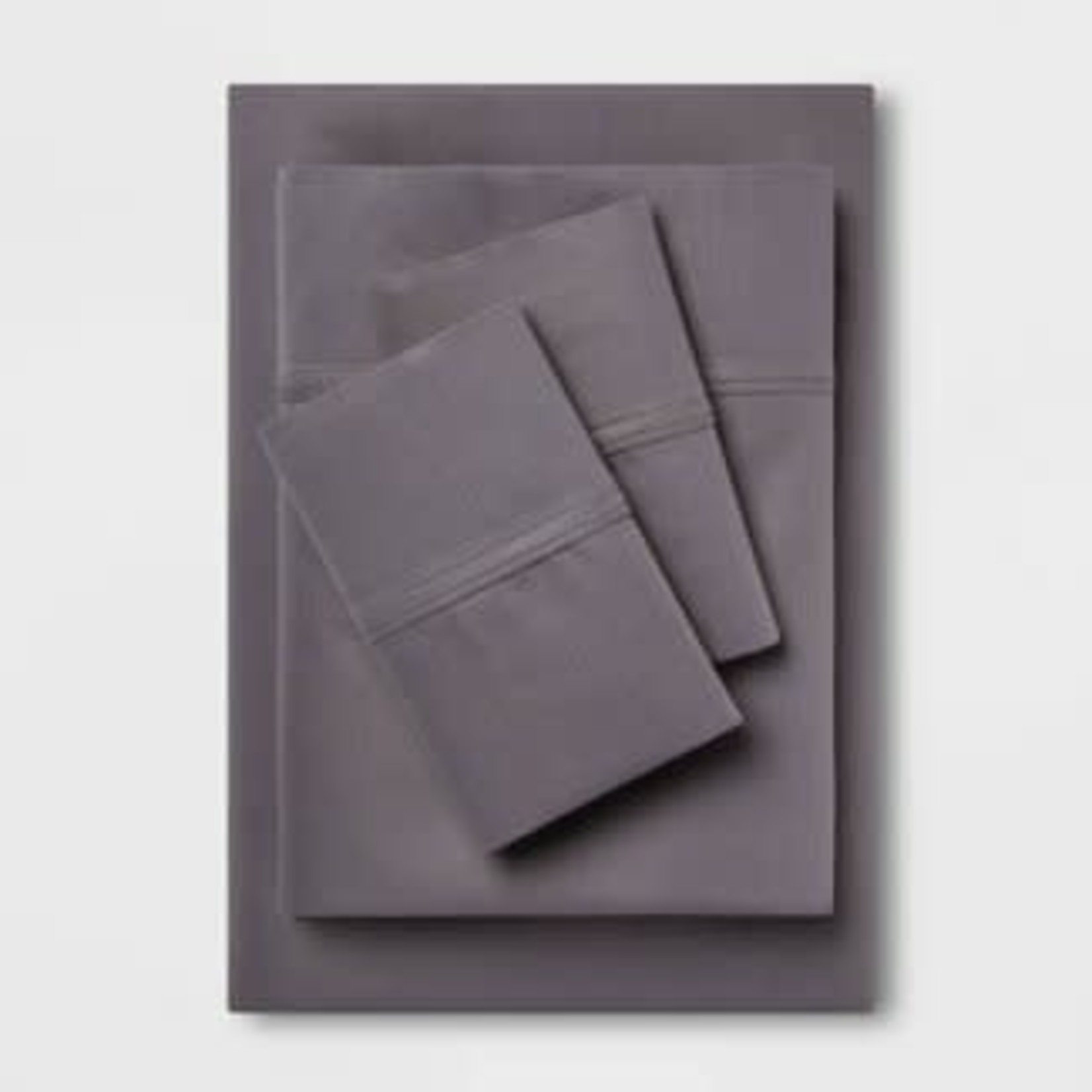 400 Thread Count Solid Performance Sheet Set  - Threshold™ *KING