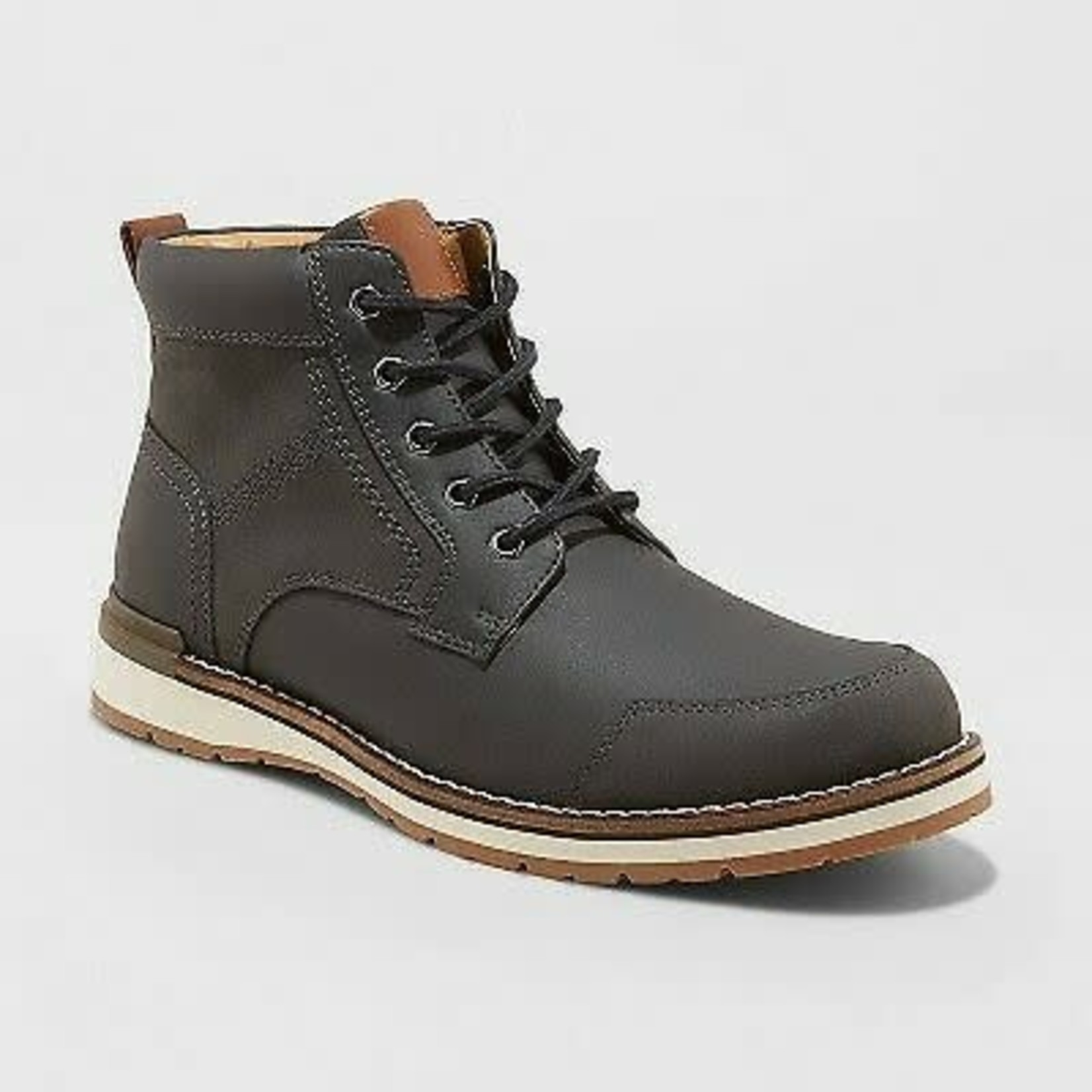 Men's Gaven Lace-Up Ankle Boots - Goodfellow Co - 12