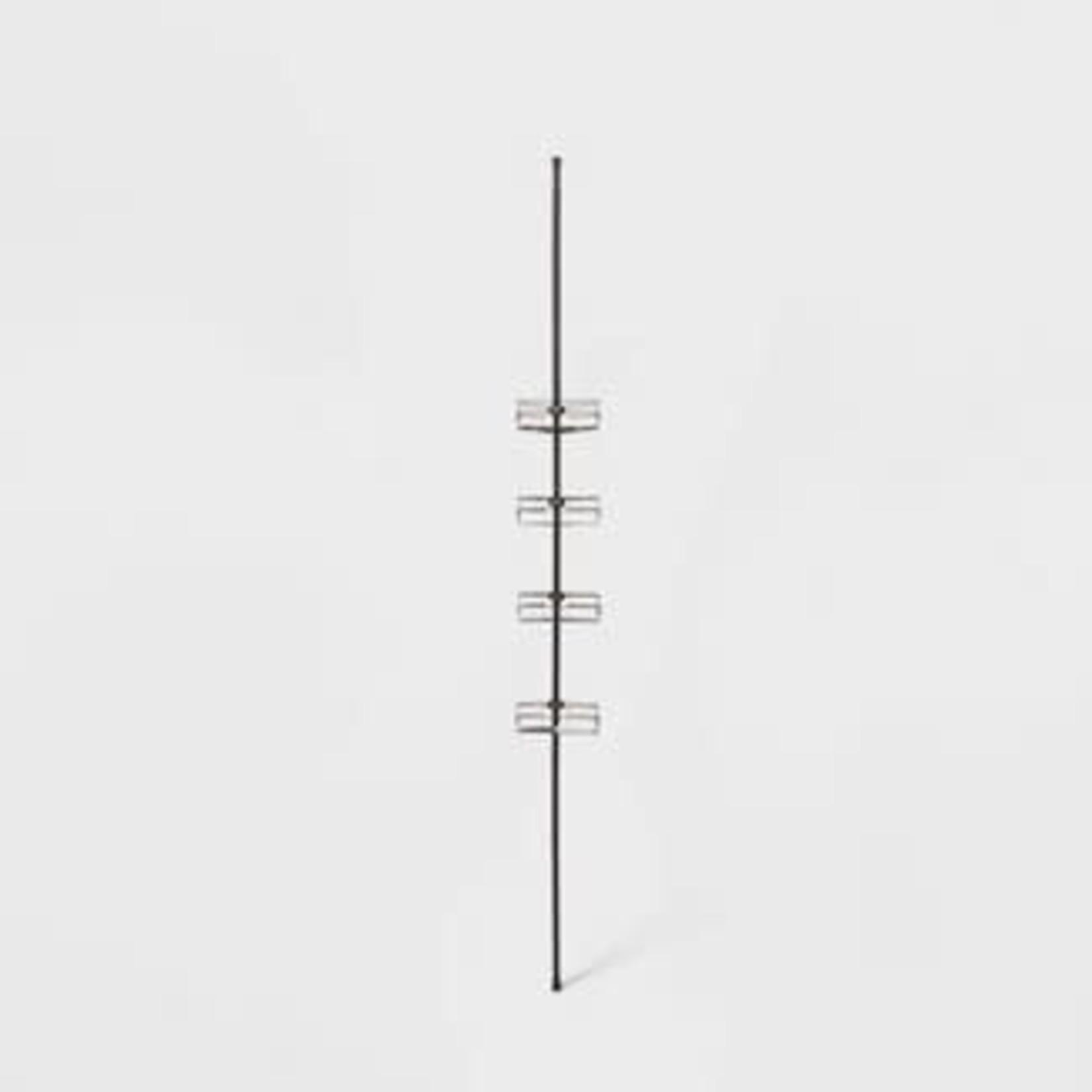 made by Design-Steel Corner Pole Caddy