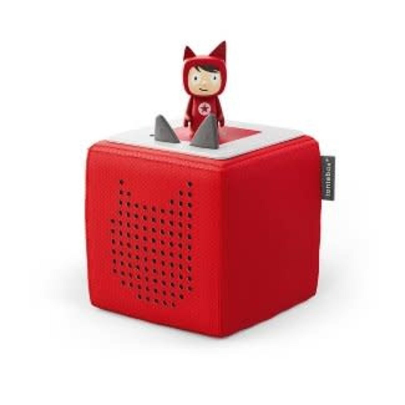 Toniebox Audio Player Starter Set + 2 Bonus Tonies
