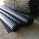 3' x 3' Rubber Utility Mat