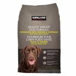 Kirkland Signature Healthy Weight Dog Formula 18.14kg