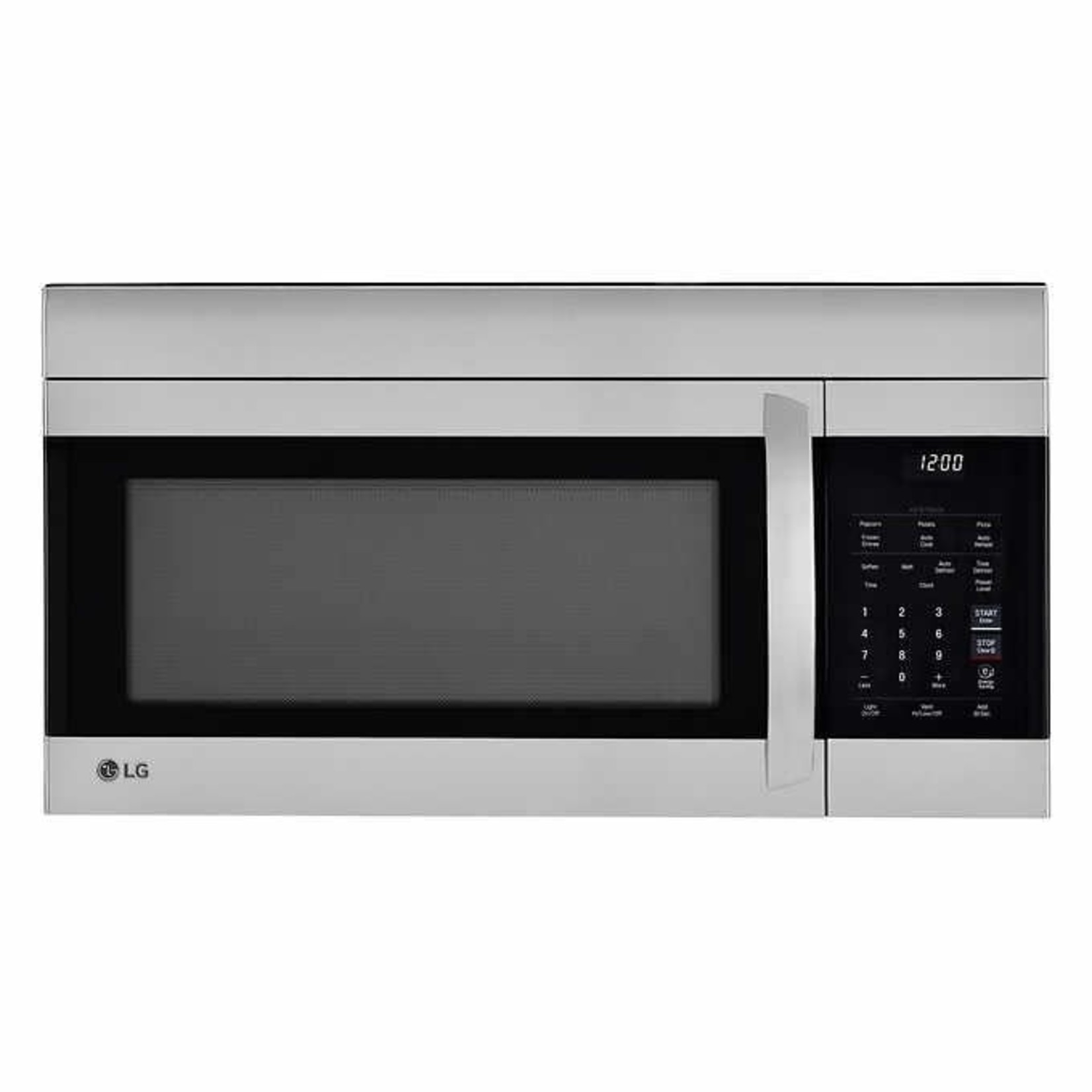 LG LMV1751ST 1.7-cu ft Over-the-Range Microwave (Stainless Steel)