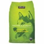 Kirkland Signature Nature's Domain Organic Chicken and Pea Dog Food 13.6kg