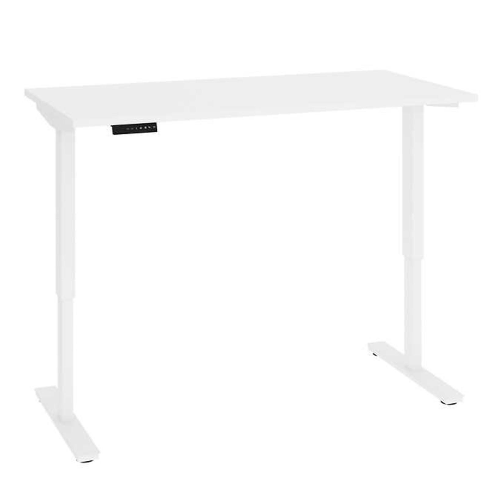 Bestar Viva Modern 150.6 c.m (59.3 in.) Height Adjustable Desk