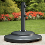 Umbrella Stand with Wheels