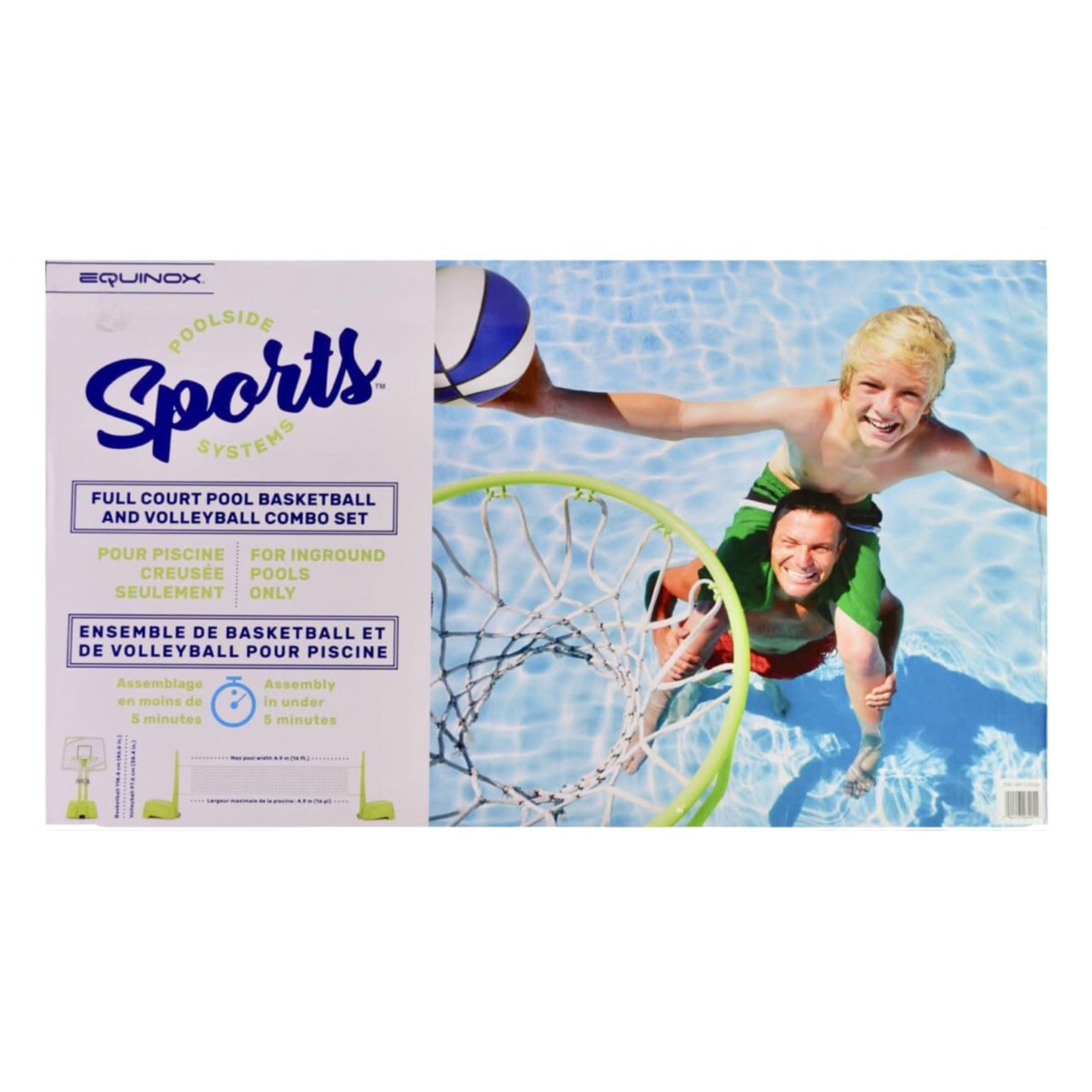 Equinox Poolside Sport Set