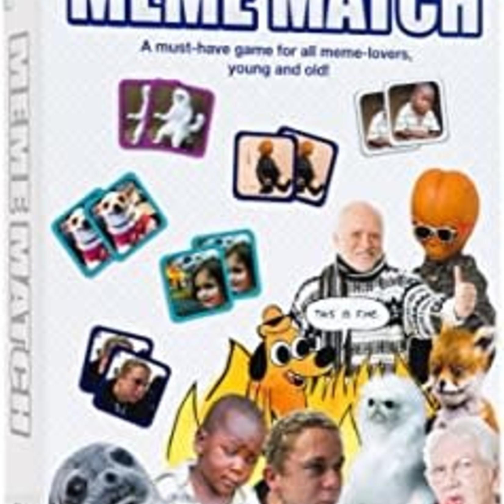 Meme Match by What Do You Meme