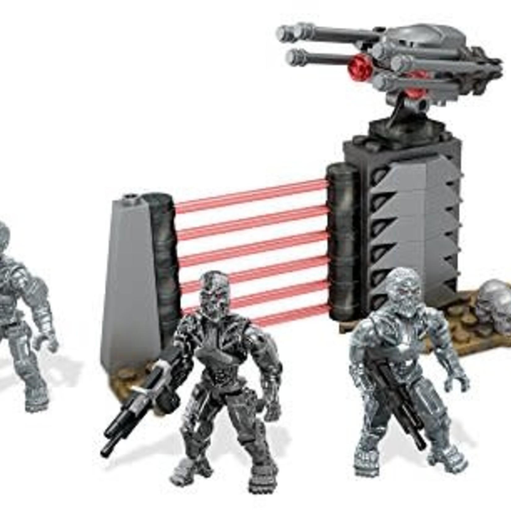 Mega Blocks Terminator: Genisys T-800 Figure Pack