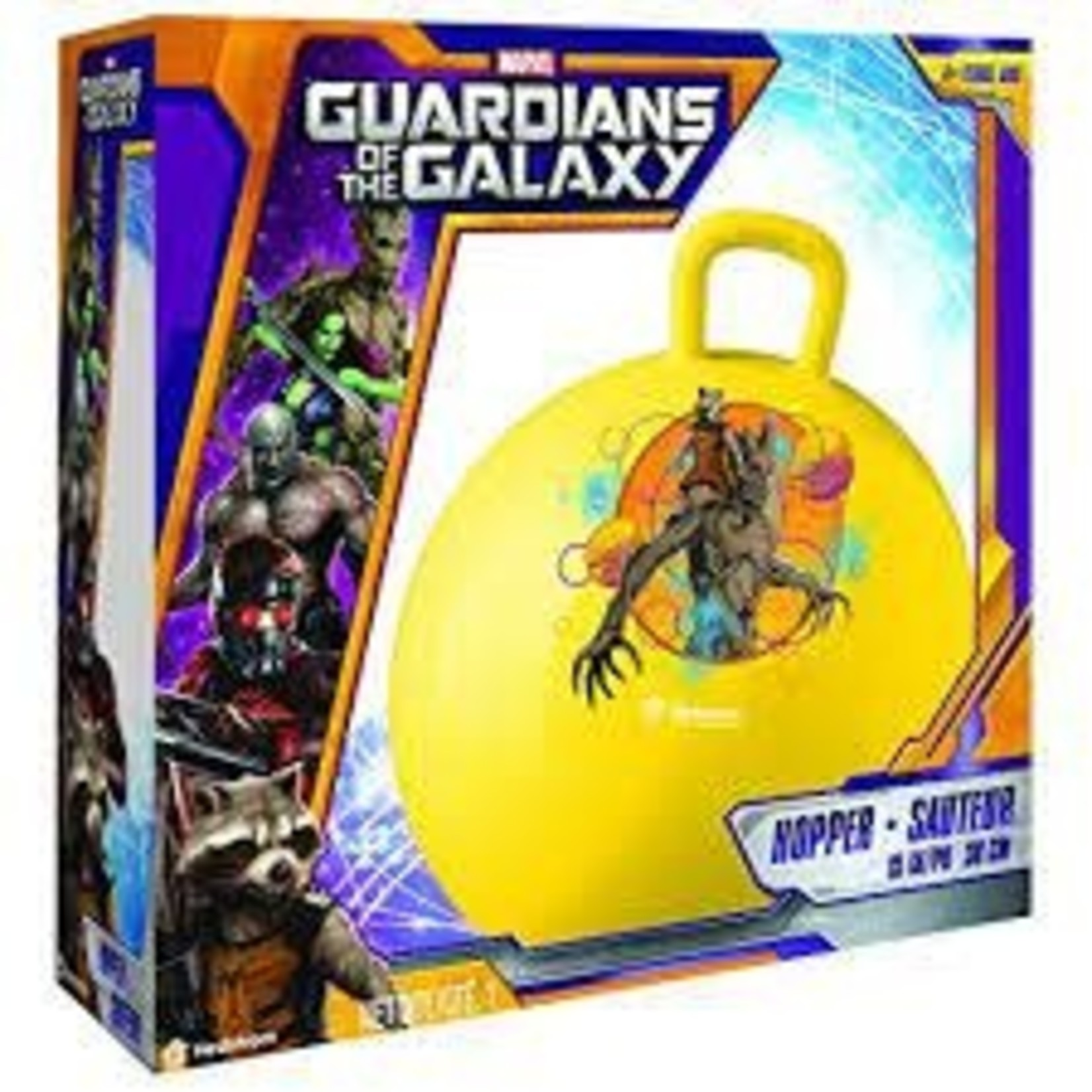 Marvel Guardians of the Galaxy Hopper