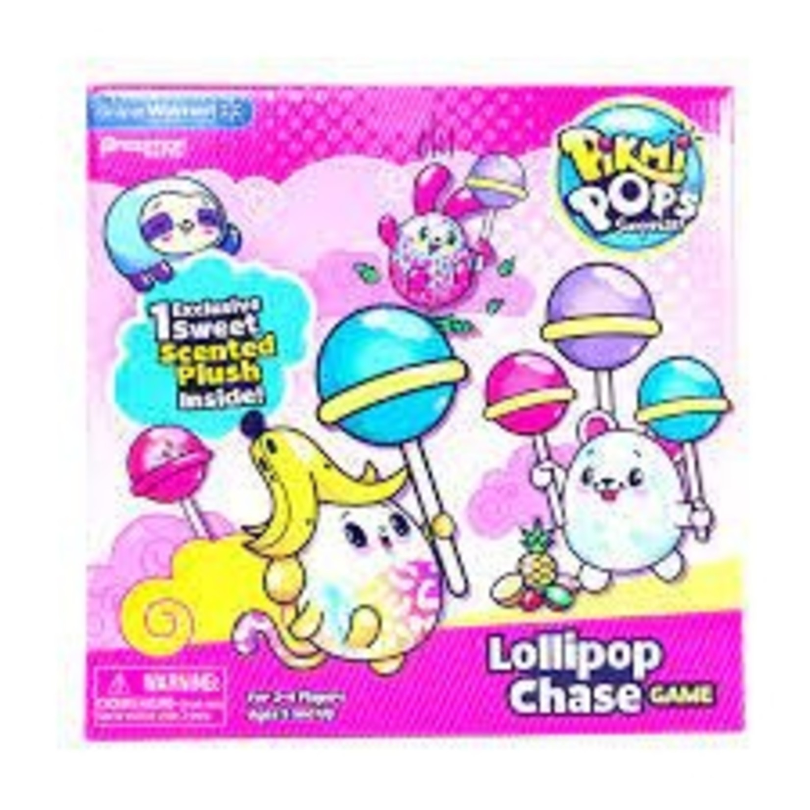 Lollipop Chase Game