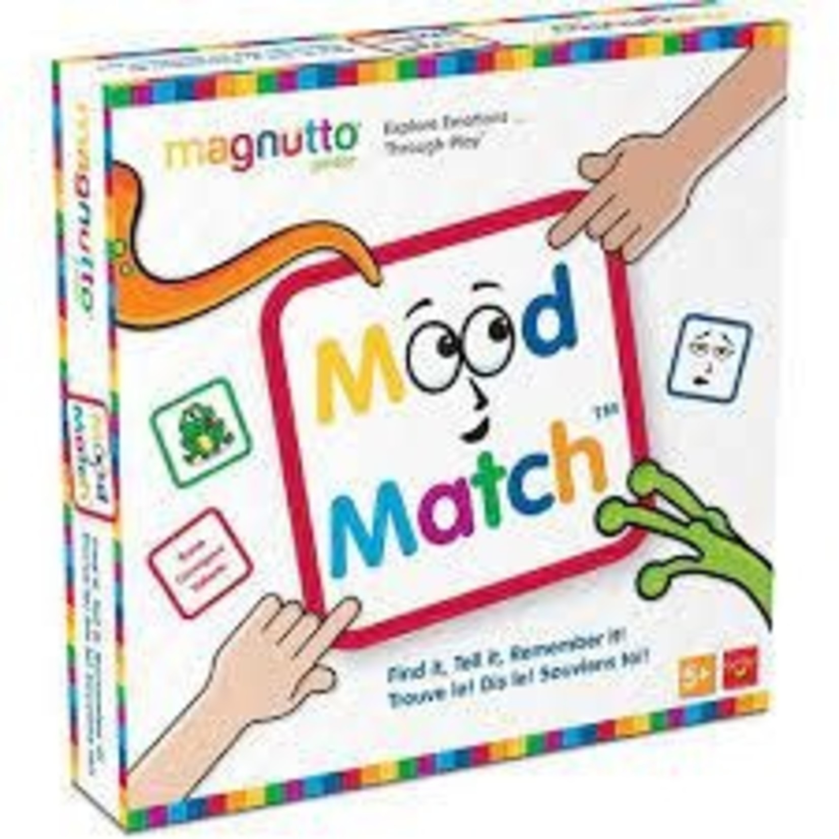 Magnutto Mood Match Game