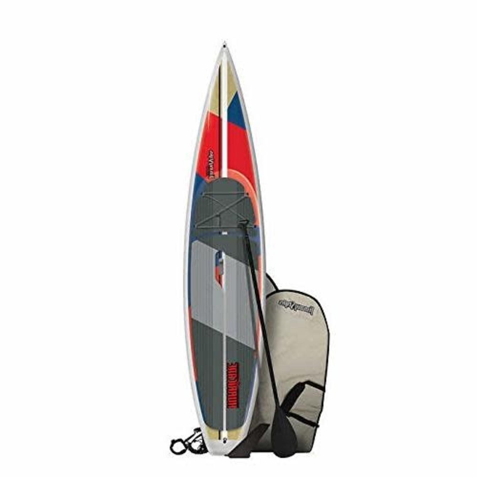 "Jimmy Styks Stand up Paddleboard Hurricane 12'6"""