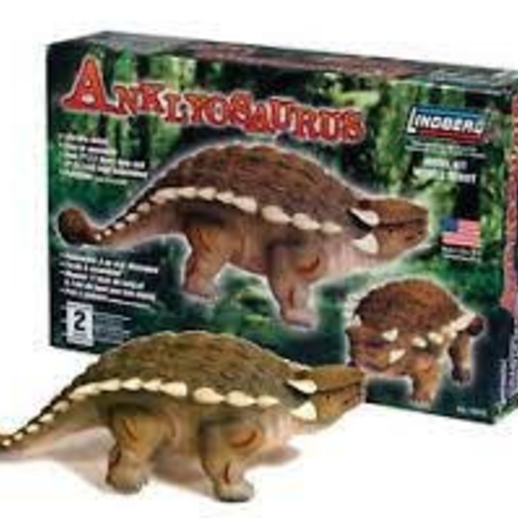 Anklylosarus by Lindberg