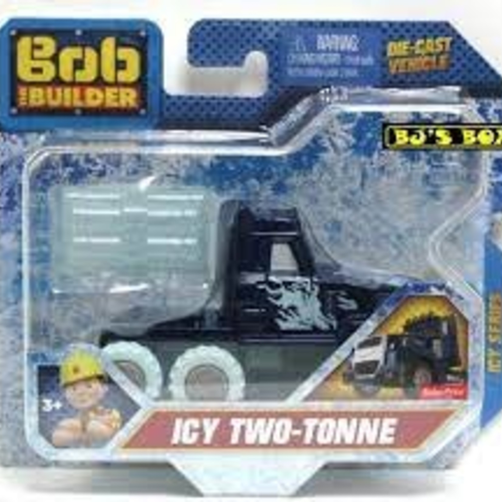 Bob The Builder ICY TWO-TONNE Die-Cast Vehicle Series Tractor