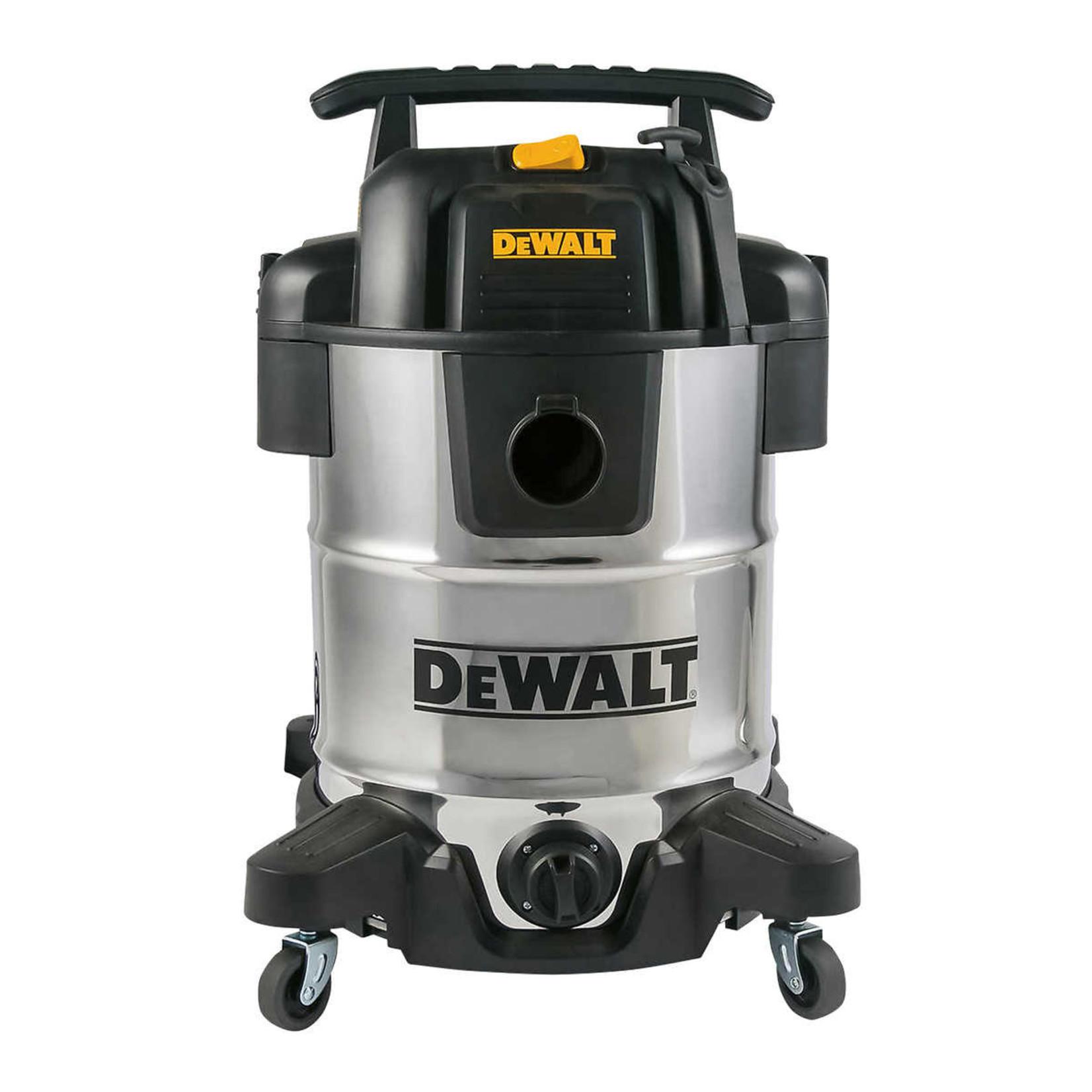 Dewalt 10 Gal Stainless Steel Wet/Dry Vacuum