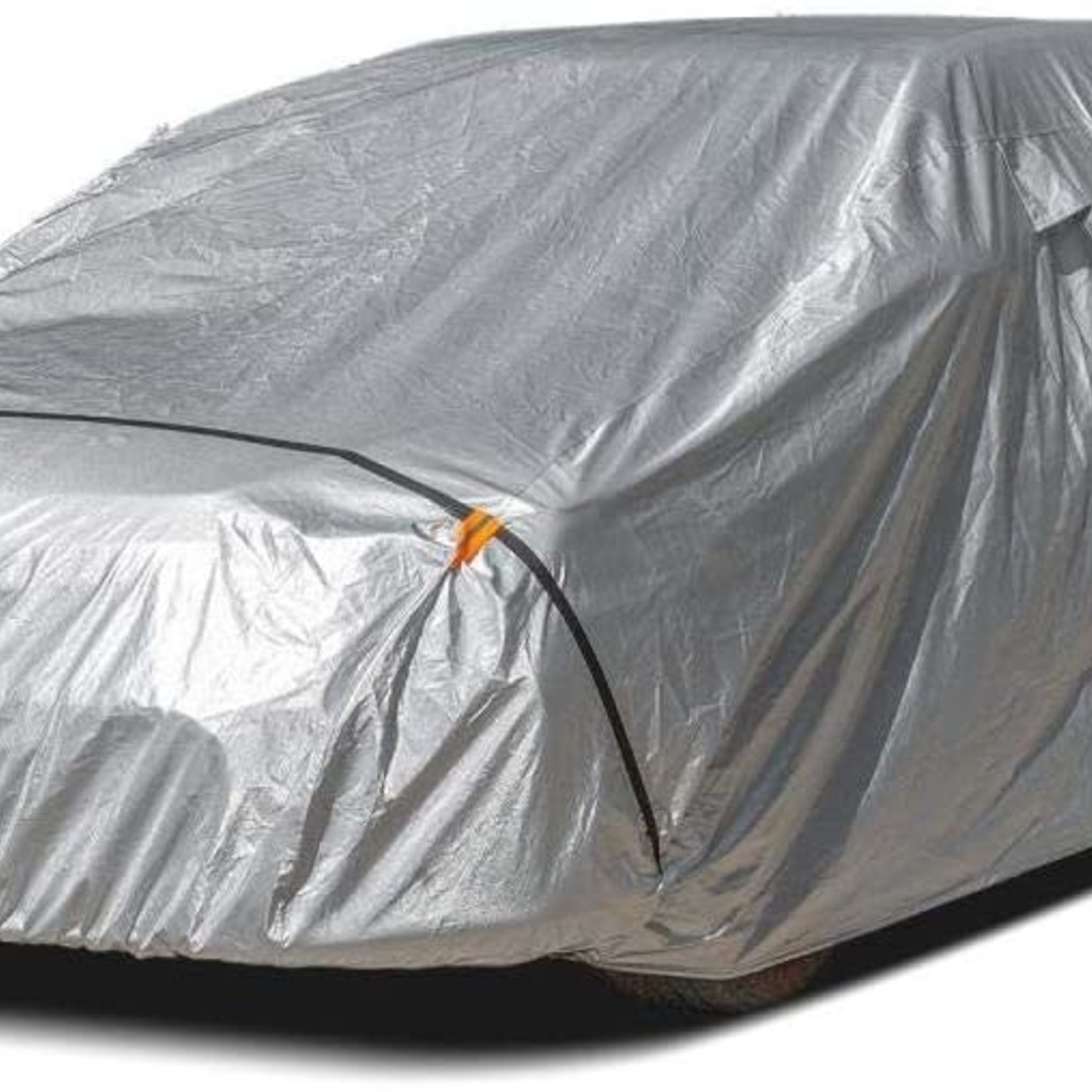 "urhgart Full Car Covers Sedan All Weather Outdoor 185""x64""x50.5"""