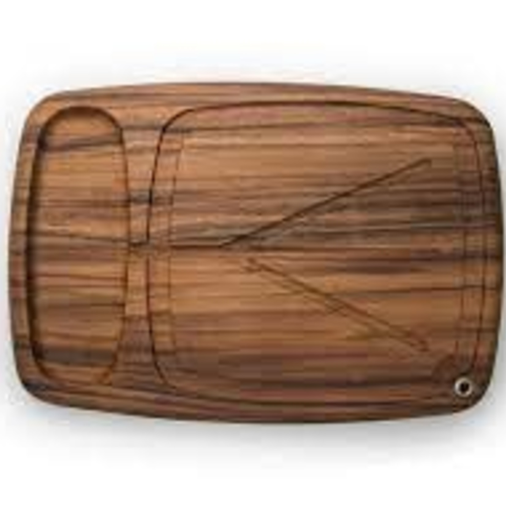 Ironwood Kansas City Carving Board, Acacia Wood
