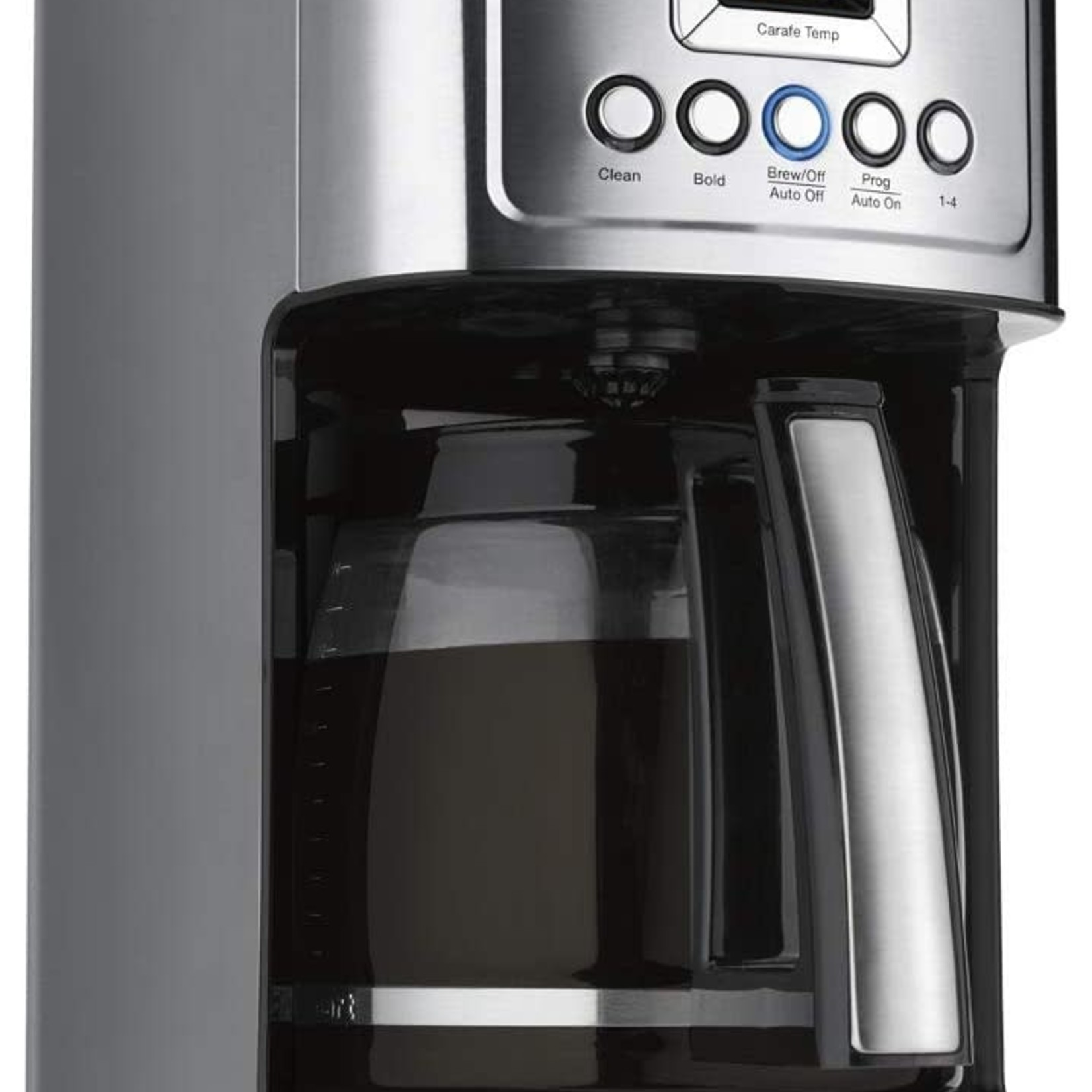 Cuisinart DCC-3200C 14-Cup Programmable Coffeemaker, Silver