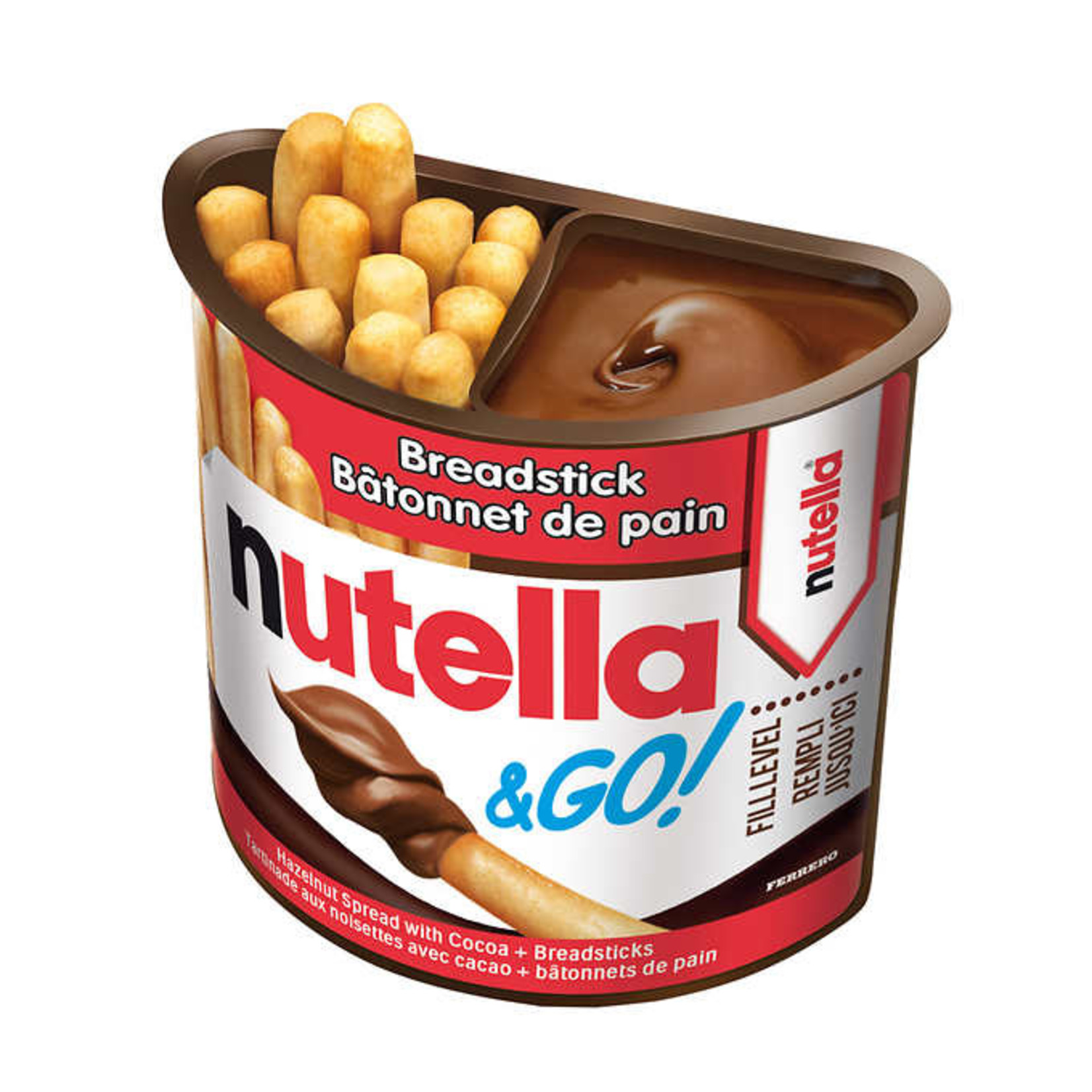 Nutella & Go Snack Pack  52g