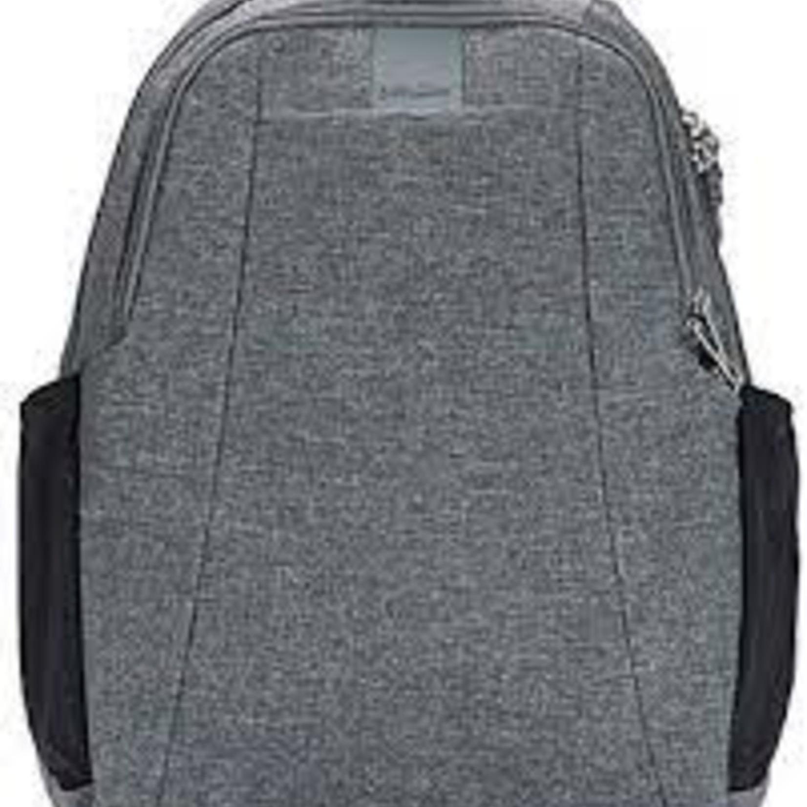 Pacsafe Metrosafe LS350 15 Liter Anti Theft Laptop Daypack/Backpack, Dark Tweed
